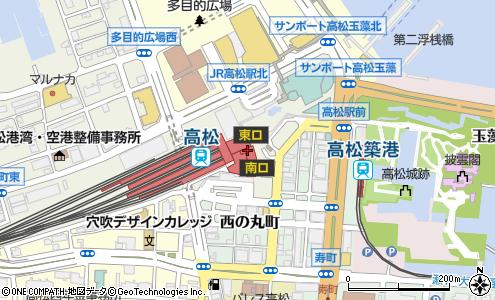 高松駅 レンタカー