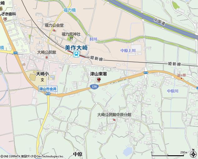 津山圏域消防組合