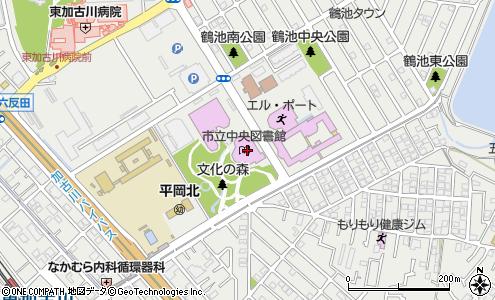 中央 図書館 加古川