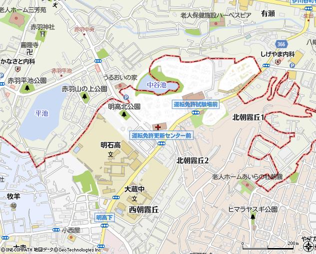 兵庫県警察本部交通部運転免許課・運転免許試験場