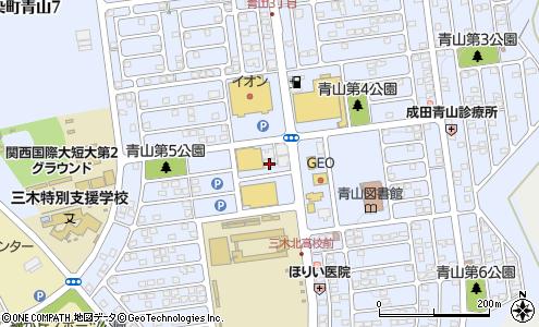 三木 プラージュ 美容プラージュ三木店の店舗詳細