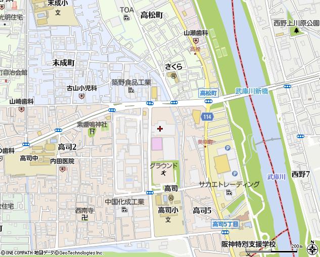 プライムデリカ株式会社 宝塚工場(宝塚市/食品)の地図・住所 ...