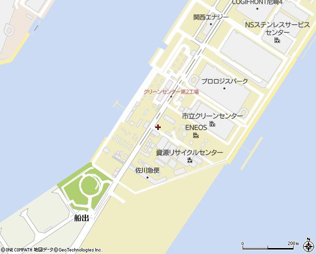 株式会社ジャパンエナジー 尼崎油槽所