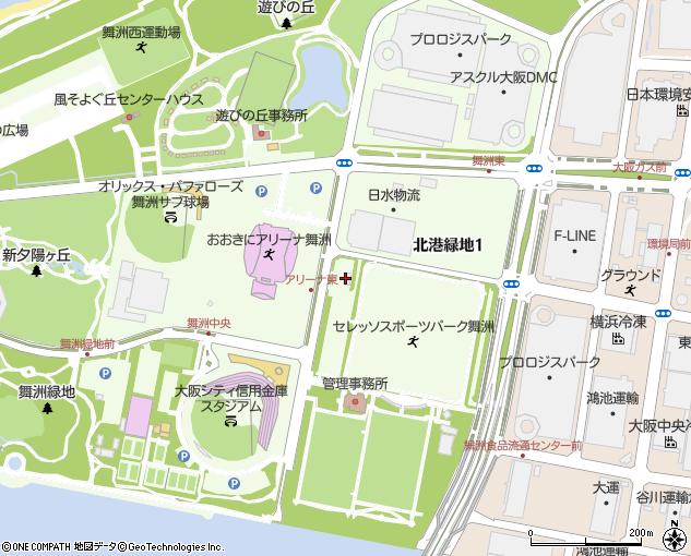 セブンイレブンセレッソスポーツパーク舞洲店(大阪市/コンビニ)の ...