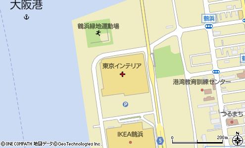 大阪 東京 インテリア