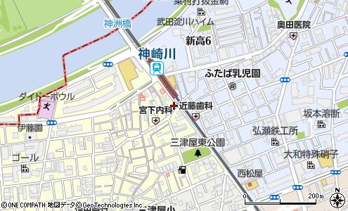 署 淀川 警察