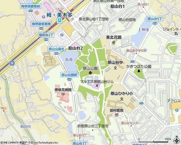 公園 原山