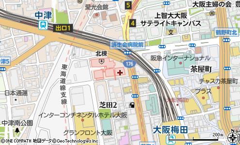 済生会 病院 大阪 中津