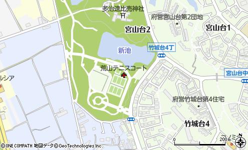 市 コート 堺 テニス