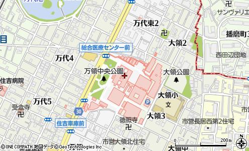 急性 期 センター 大阪 総合 医療