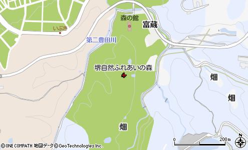 堺自然ふれあいの森(堺市/公園・緑地)の住所・地図|マピオン電話帳