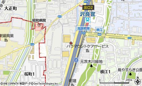 近畿自動車道(茨木市/道路名)の住所・地図|マピオン電話帳
