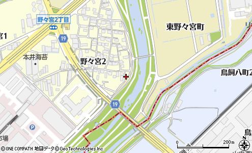 安威川新橋(茨木市/橋・トンネル)の住所・地図 マピオン電話帳