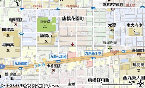 羽尻直樹税理士事務所(京都市/税理士・会計士事務所)の地図・住所 ...