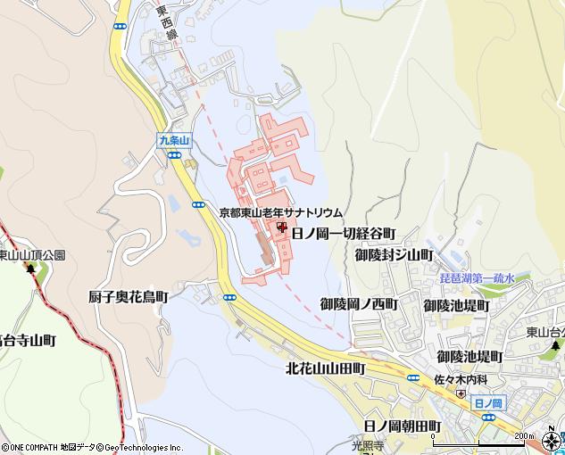京都 東山 老年 サナトリウム
