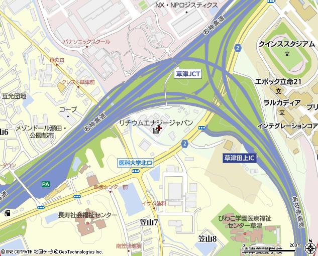 エナジー ジャパン リチウム