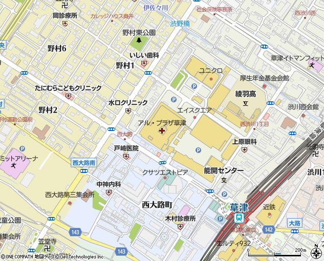 滋賀 銀行 atm 滋賀県内の銀行・ATM 店舗一覧-893件 日本全国銀行・ATMマップ