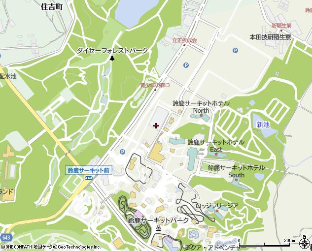 サーキットボウル(鈴鹿   -