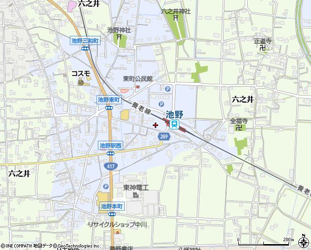 池田 タクシー 配車