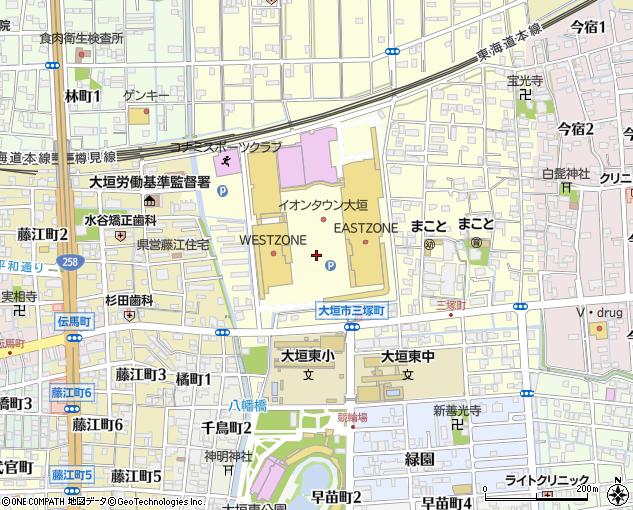 道三塚 アクセス