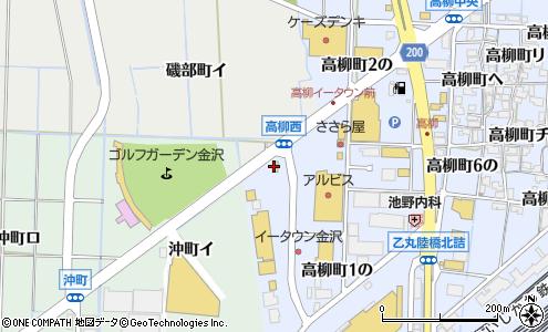 大阪 王将 金沢