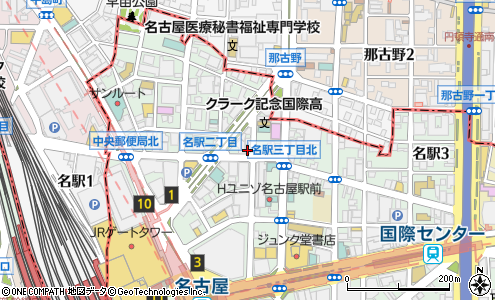 レンタカー 名古屋 バジェット