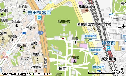 熱田 神宮 会館