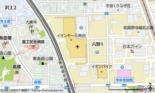 熱田 イオン モール