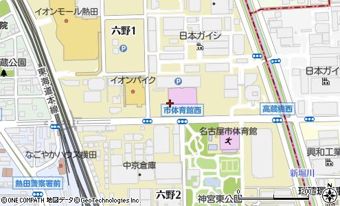 キャッスル 店 プレイランド 熱田