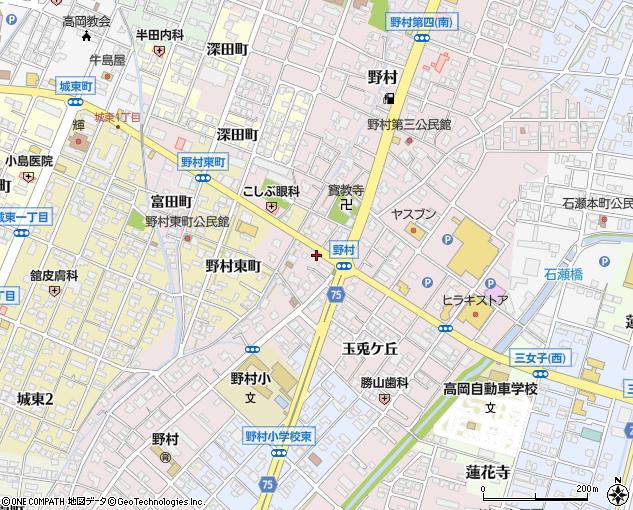 マルワハウス(高岡市/賃貸住宅・ウィークリーマンション ...