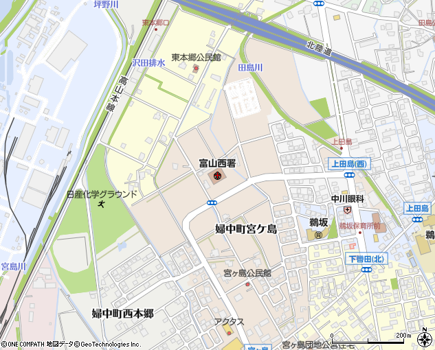 署 警察 富山 西 富山: 警察人事異動ノート