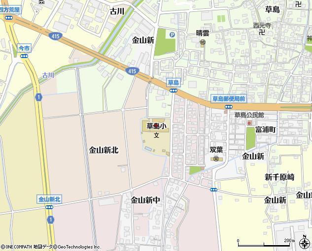 富山市立草島小学校(富山市/小学校)の電話番号・住所・地図 ...