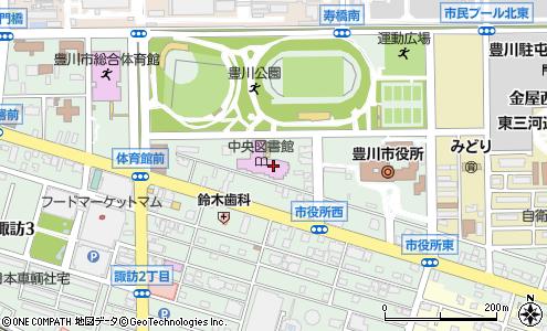 豊川 陸上 競技 場