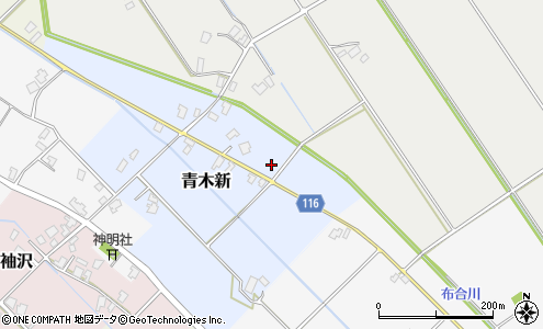 富山県道116号小摺戸芦崎線