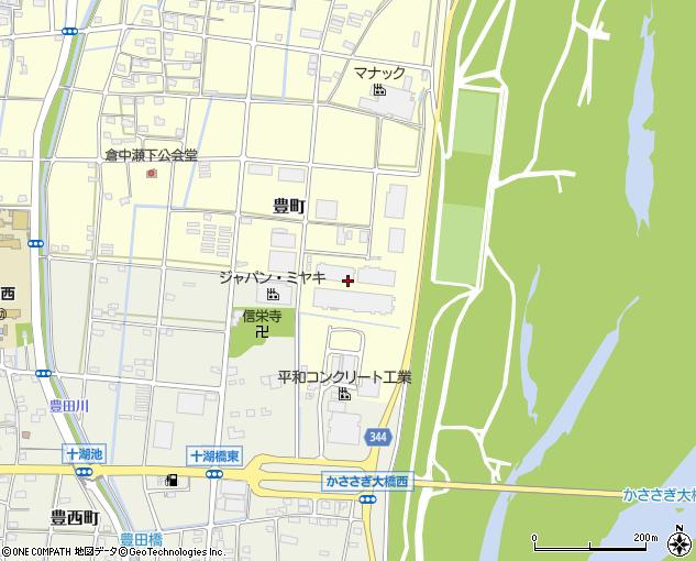 ミヤキ 浜松 市