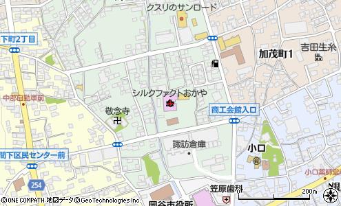 市立岡谷蚕糸博物館(シルクファクトおかや)(岡谷市/博物館)の電話 ...