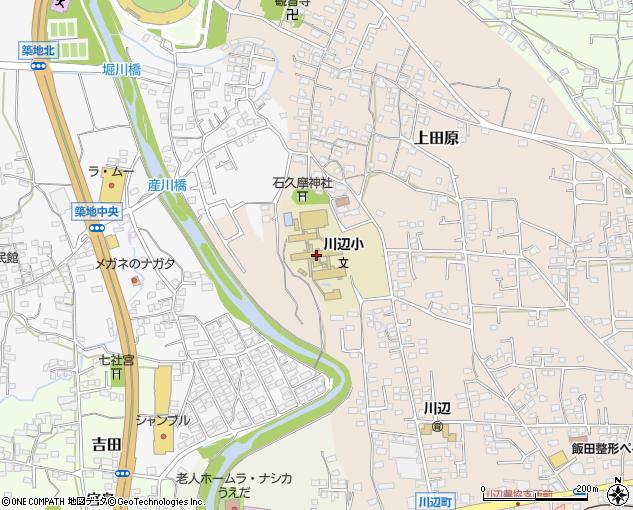 上田市立川辺小学校(上田市/小学校)の電話番号・住所・地図 ...