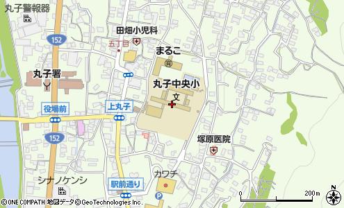 上田市立丸子中央小学校(上田市/小学校)の電話番号・住所・地図 ...