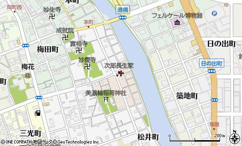 清水次郎長生家 静岡市 文化 観光 イベント関連施設 の住所 地図 マピオン電話帳