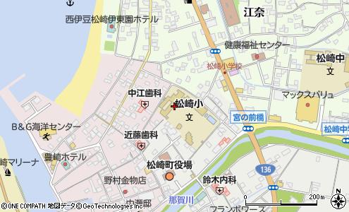 松崎町立松崎小学校(賀茂郡松崎町/小学校)の電話番号・住所・地図 ...