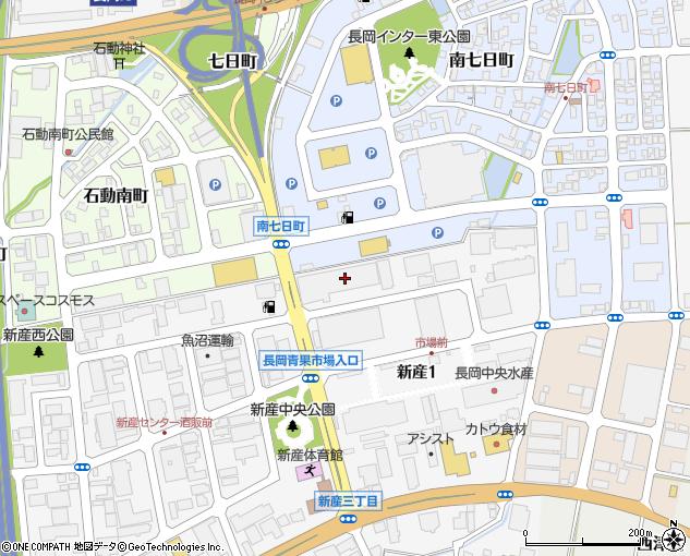 クロネコ ヤマト 長岡