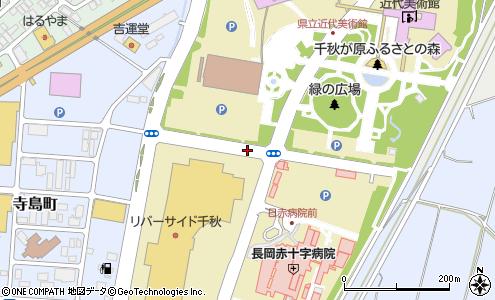 ハイブ長岡(長岡市/バス停)の住所・地図|マピオン電話帳
