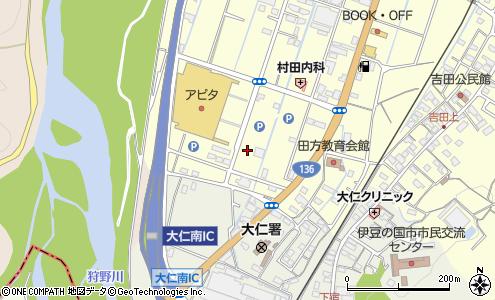 あさいクリニック 伊豆の国市 病院 の地図 住所 電話番号