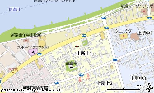 オペラ館2(新潟市/アパート)の住所・地図|マピオン電話帳
