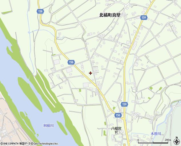 分郷八崎寄居線(渋川市/道路名)の住所・地図|マピオン電話帳