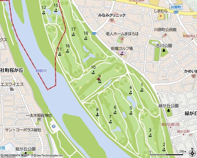 ゴルフ 場 前橋
