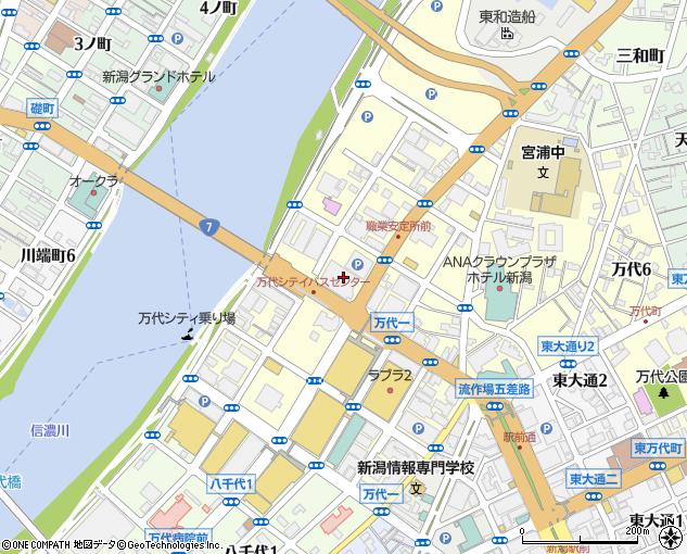 東芝ファイナンス株式会社 新潟営業所(新潟市/質屋・消費者金融 ...