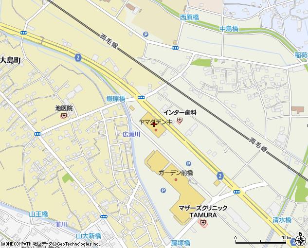 ヤマダ電機ヤマダアウトレット駒形バイパス店(前橋市/電気屋・家電 ...