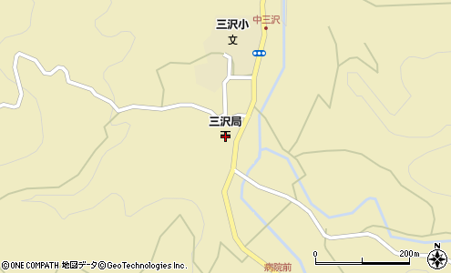 三沢郵便局(秩父郡皆野町/郵便局・日本郵便)の電話番号・住所・地図 ...