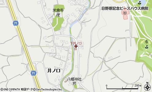 下井ノ口(足柄上郡中井町/バス停)の住所・地図|マピオン電話帳
